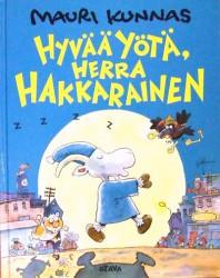 「ぐっすりメーメさん 夜のおさんぽ?」の原書 OTAVA 1999