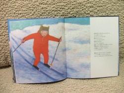 「オーロラの雪」より クリスティーナ・ロウヒの挿絵